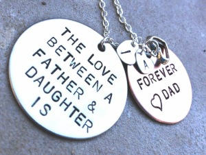 Love between dads & daughters