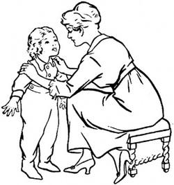 past parenting