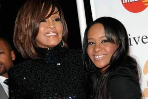 Whitney Houston & Bobbi